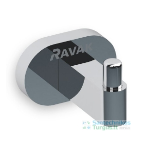 Kabliukas RAVAK Chrome CR 110.00
